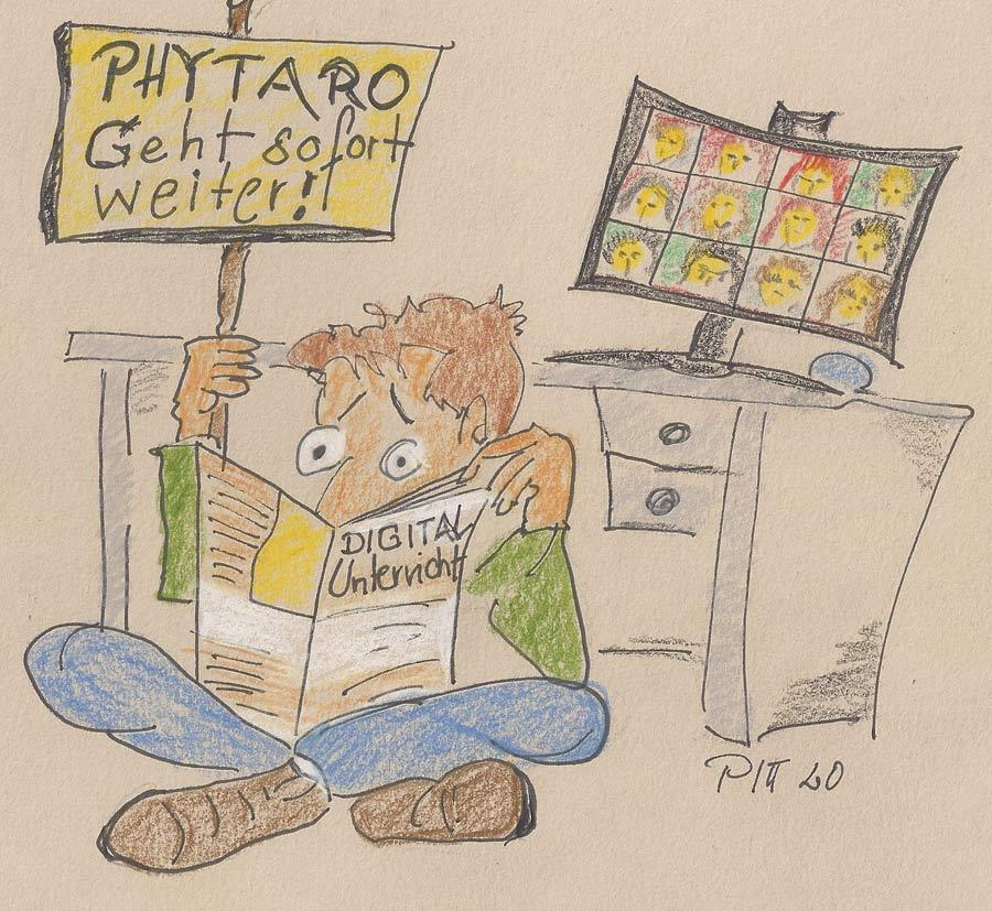Phytaro_geht_online