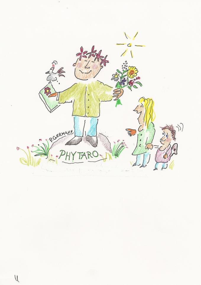 Der Märchen- Und Heilpflanzentag